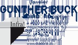 Logo von Juwelier Günther Buck