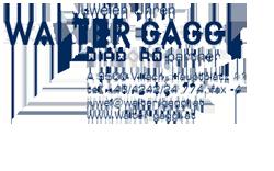 Logo von Juwelen Uhren Walter Gaggl
