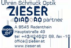 Logo von Uhren Schmuck Optik Zieser