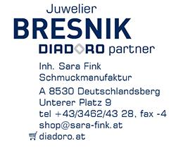 Logo von Juwelier Bresnik
