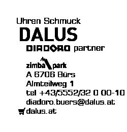 Logo von Uhren Schmuck Dalus