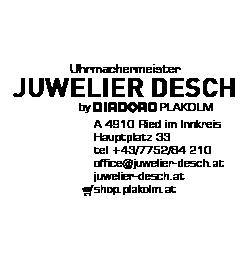 Logo von Juwelier Desch