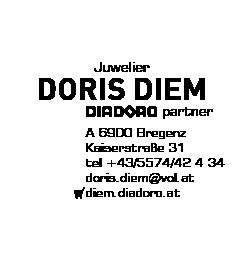 Logo von Juwelier Doris Diem