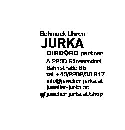 Logo von Schmuck Uhren Jurka