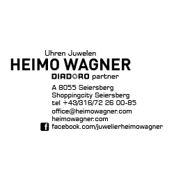 Logo von Uhren Juwelen Heimo Wagner