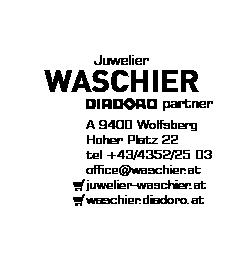Logo von Juwelier Waschier